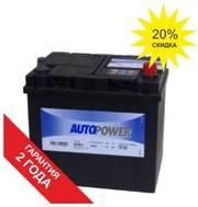 Аккумулятор Autopower 60Ah 56012 (STD -  ) 232х173х225