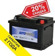 Аккумулятор Autopower 60Ah 540А 242х175х190 с доставкой 87074808949