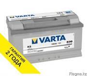 Аккумуляторы VARTA 100Ah в Алматы