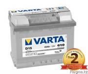 Аккумуляторы VARTA Ah63 распродажа