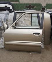 Двери на Nissan Patrol Y61. Y60